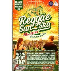 FESTIVAL REGGAE SUN SKA 2017 GENERAL