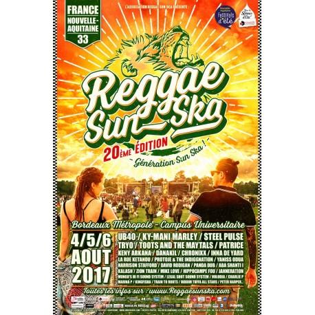FESTIVAL REGGAE SUN SKA 2017